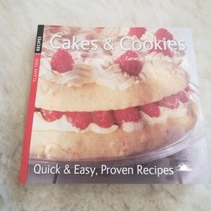 Cakes & Cookies by Gina Steer book